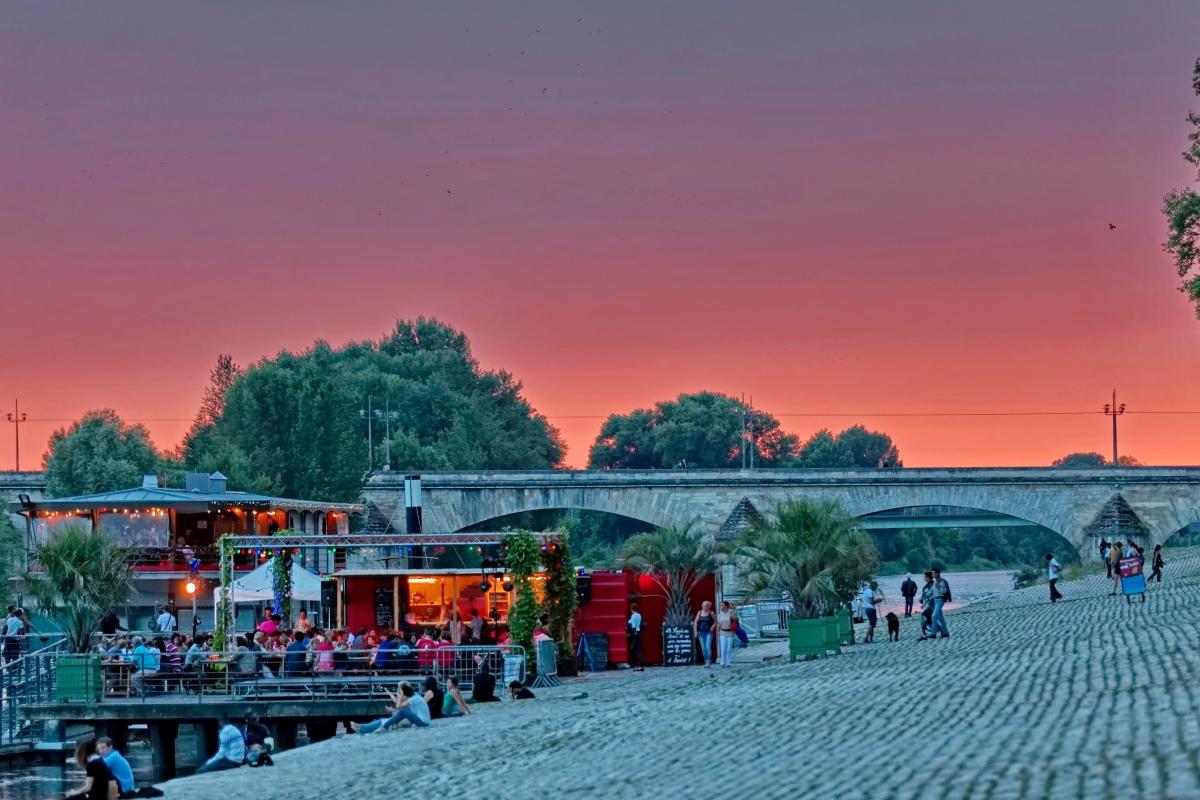 La Sardine, à Orléans