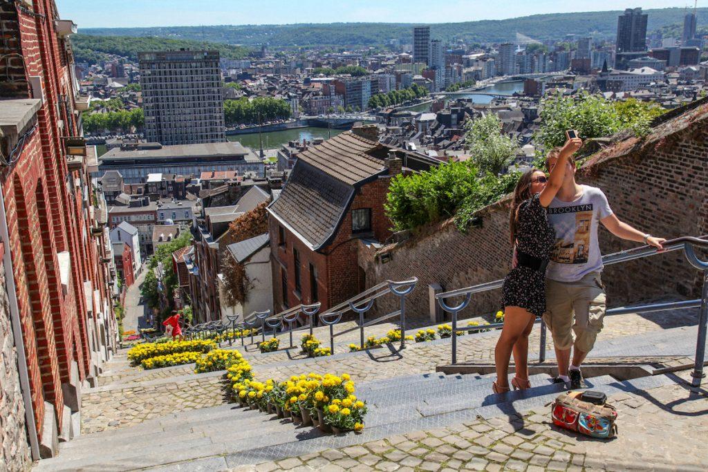 Wallonie : les plus beaux points de vue urbains !