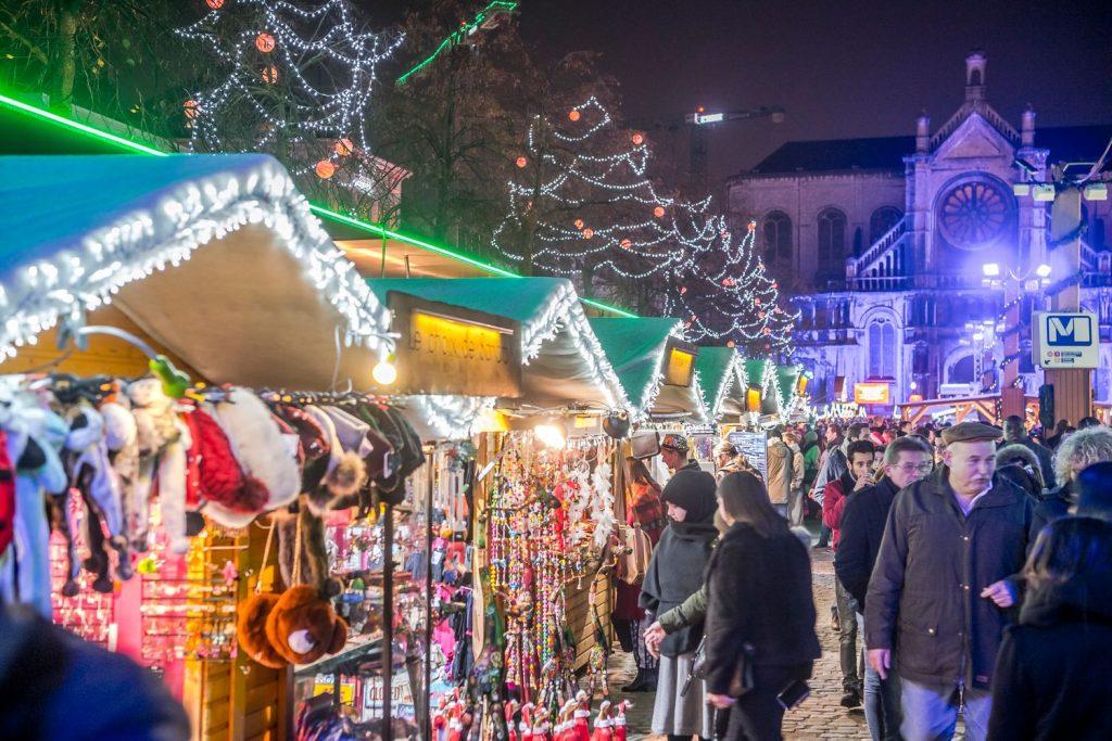 Brussel: goed nieuws voor kerstmarktliefhebbers!