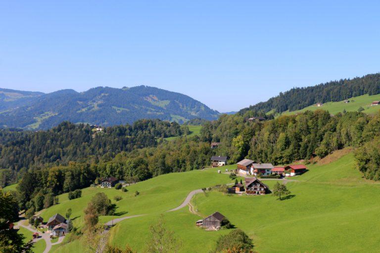 Bregenzerwald, un territoire d'avance