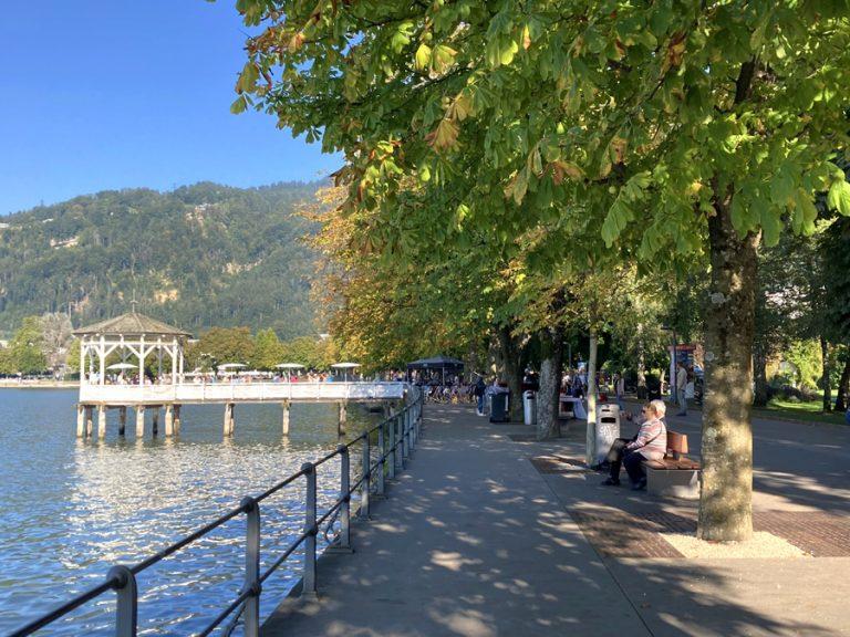 Un petit tour à Bregenz… capitale du Vorarlberg