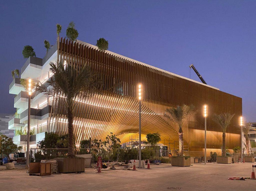 Expo universelle de Dubaï : voici le pavillon belge !