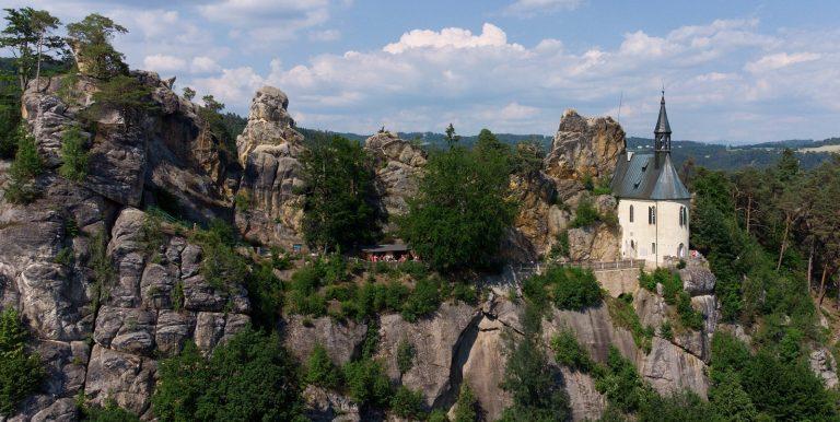 Voici le Paradis tchèque