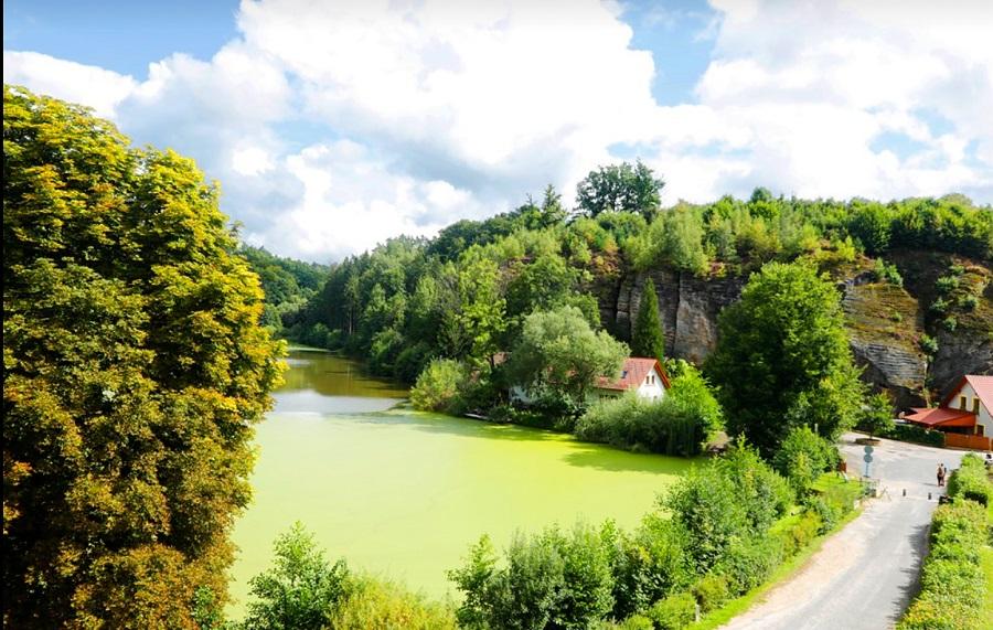La Bohème tchèque, une région parmi les plus romantiques d'Europe