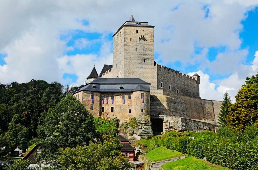 De château en château le 'Paradis tchèque' se dévoile